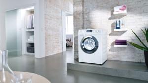 Neue Waschmaschinen-Baureihe W1: Perfekte Pflege