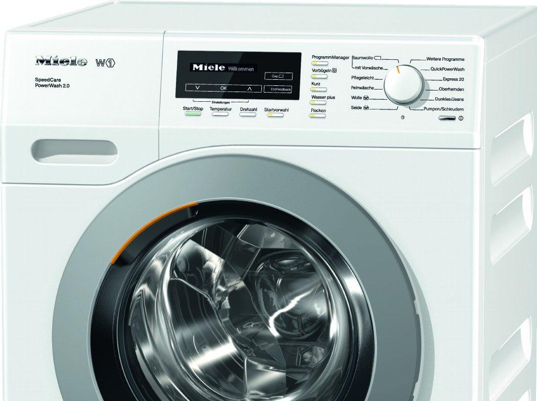 Waschmaschinen In Stiftung Warentest